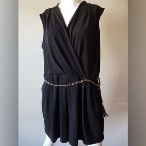 Women's Romper/Jumper Plus Size 1X Black